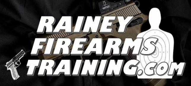 rainey firearms training