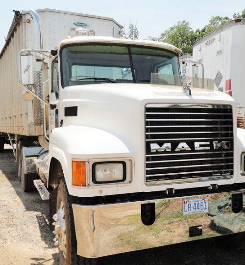 Soil Supply Truck